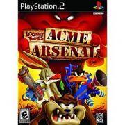 Looney Tunes Acme Arsenal  Ps2 Original Americano Completo