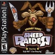 Looney Tunes Sheep Raider Ps1 Original Americano Completo