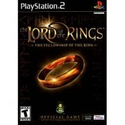 Lord Of The Rings Fellowship Ps2 Original Americano Completo