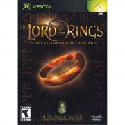 Lord Of The Rings Fellowship Original Xbox Classico Completo