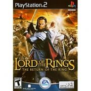 Lord of the Rings Return of King Ps2 Original Americano Completo