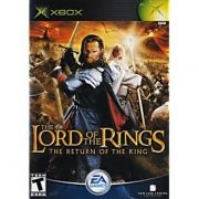 Lord of the Rings Return of King Xbox Clássico Original
