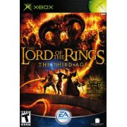 Lord of the Rings Third Age Xbox Clássico Original