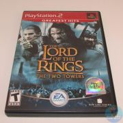 Lord of the Rings Two Towers Ps2 Original Americano Completo