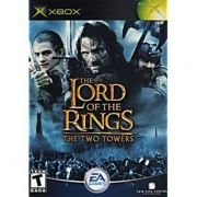 Lord of the Rings Two Towers Xbox Clássico Original