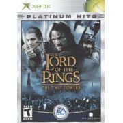Lord of the Rings Two Towers Xbox Classico Original