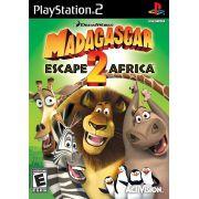 Madagascar Escape 2 Africa Ps2 Original Americano Completo