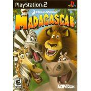 Madagascar Ps2 Original Americano Completo