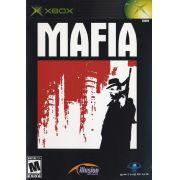 Mafia Xbox Clássico Original Americano Completo