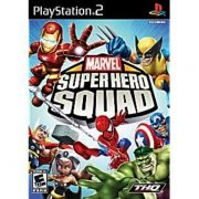 Marvel Super Hero Squad Ps2 Original Americano Completo