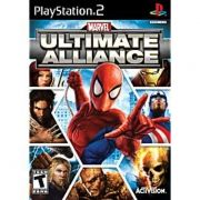 Marvel Ultimate Alliance Ps2 Original Americano Completo