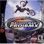 Mat Hoffman's Pro BMX Dreamcast Original Americano Completo