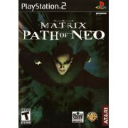 Matrix Path of Neo Ps2 Original Americano Completo