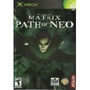 Matrix Path of Neo Xbox Classico Original Americano