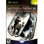 Medal Of Honor European Assault Xbox Classico Original