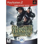 Medal of Honor Frontline Ps2 Original Americano Completo
