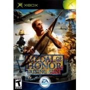 Medal Of Honor Rising Sun Original Americano Xbox Classico