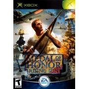 Medal Of Honor Rising Sun Original Americano Xbox Classico
