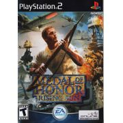Medal of Honor Rising Sun Ps2 Original Americano Completo