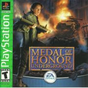 Medal Of Honor Underground Ps1 Original Americano Completo