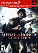 Medal of Honor Vanguard Ps2 Original Americano Completo