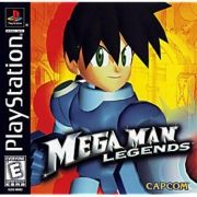 Mega Man Legends Ps1 Original Americano Completo