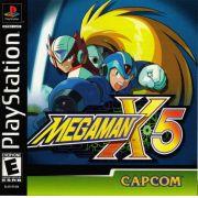 Mega Man X5 Ps1 Original Americano Completo