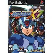 Mega Man X7 Ps2 Original Americano Completo