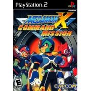 Mega Man X Command Mission Ps2 Original Americano Completo