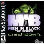 Men In Black The Series Crashdown Ps1 Original Americano Completo