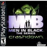 Men In Black The Series Crashdown Ps1 Original Americano Completo