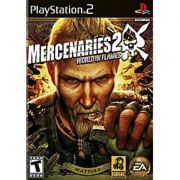 Mercenaries 2 World In Flames Ps2 Original Americano Completo