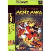 Mickey Mania Super Famicom Original