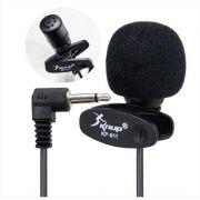 Microfone de lapela para Youtubers P2 3.mm KP-911