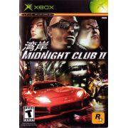 Midnight Club 2 Xbox Clássico Original Americano Completo