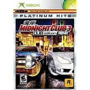 Midnight Club 3 Dub Edition Remix  Xbox Clássico Original