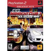 Midnight Club 3 Dub Edition Remix Ps2 Original Americano