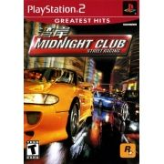 Midnight Club Street Racing Ps2 Original Americano Completo