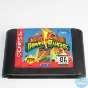 Mighty Morphin Power Rangers Mega Drive 100% Original