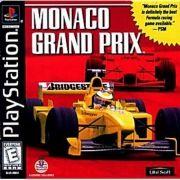 Monaco Grand Prix Ps1 Original Americano Completo