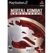 Mortal Kombat Armageddon Ps2 Original Americano Completo