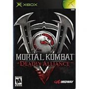 Mortal Kombat Deadly Alliance  Xbox Clássico Original