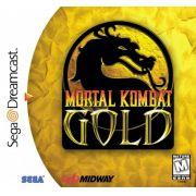 Mortal Kombat Gold Dreamcast Original Americano Completo