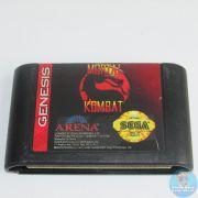 Mortal Kombat Mega Drive 100% Original Americano