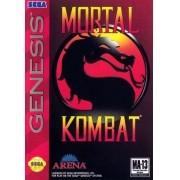 Mortal Kombat Mega Drive Original Completo