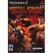 Mortal Kombat Shaolin Monks Ps2 Original Completo
