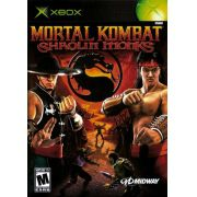 Mortal Kombat Shaolin Monks Xbox Clássico Original Rare+