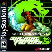 Mortal Kombat Special Forces Ps1 Original Americano Completo