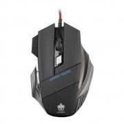 Mouse Gamer 2400 DPI Predator Led Rgb EG-103RGB - Evolut