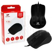 Mouse Óptico Usb Preto Original Ergonômico 1000 Dpi C3 Tech